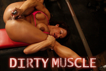 Dirty Muscle - Hardcore Muscle Girl Action