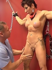 Anna Phoenixxx - bondage strength training