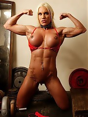 SheMuscle featuring Ashlee Chambers